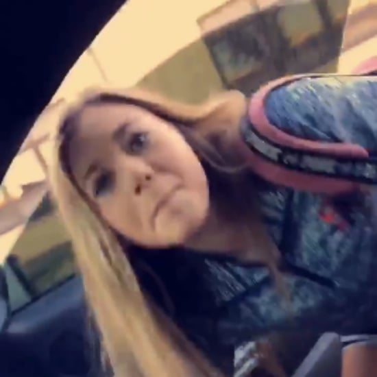 Girl Embarrasses Her Sister by Playing Throwback Music