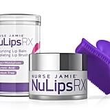 Nurse Jamie NuLips Rx Moisturizing Lip Balm and Lip Brush