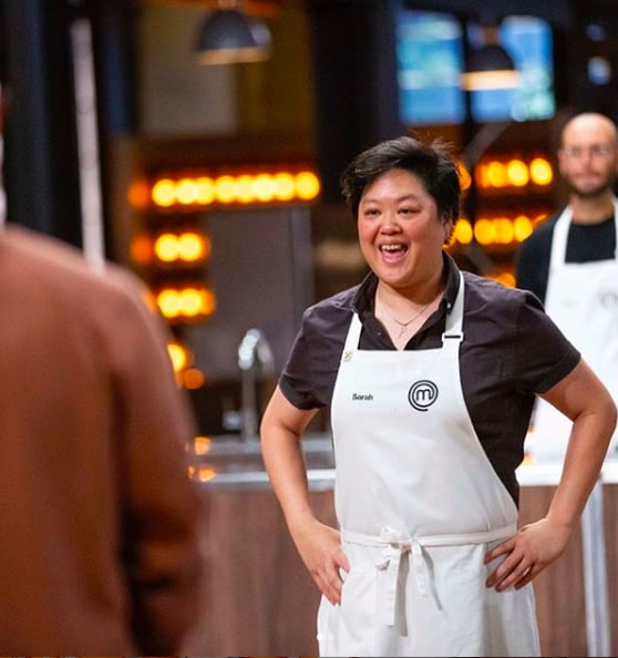 Twitter Reactions to Sarah Tiong Leaving MasterChef 2020
