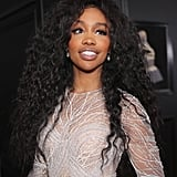 SZA's Low Key, High-Class Look at the Grammys