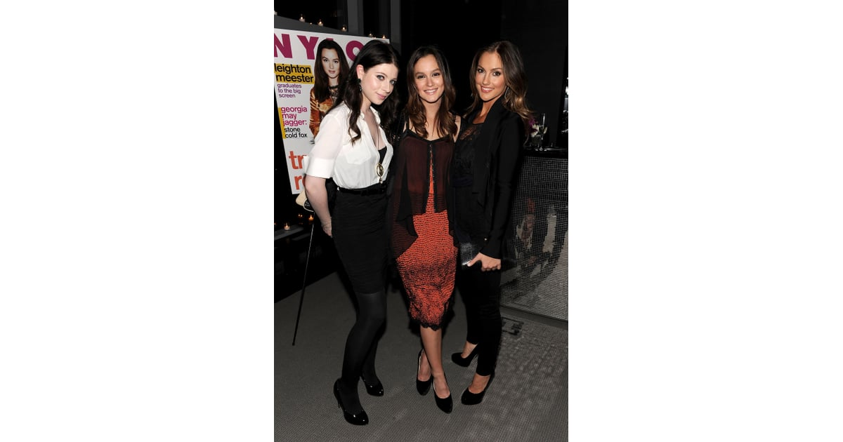 Leighton Meester, Minka Kelly, Kanye West and More at a ...