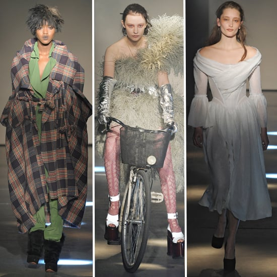 Review and Pictures of Vivienne Westwood Autumn Winter 2012 Paris Fashion Week Runway Show