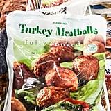 Turkey Meatballs ($4)