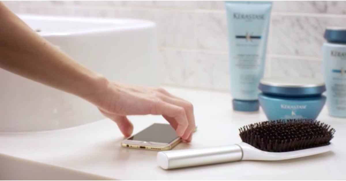 Kérastase Is Launching the First-Ever Smart Hair Brush