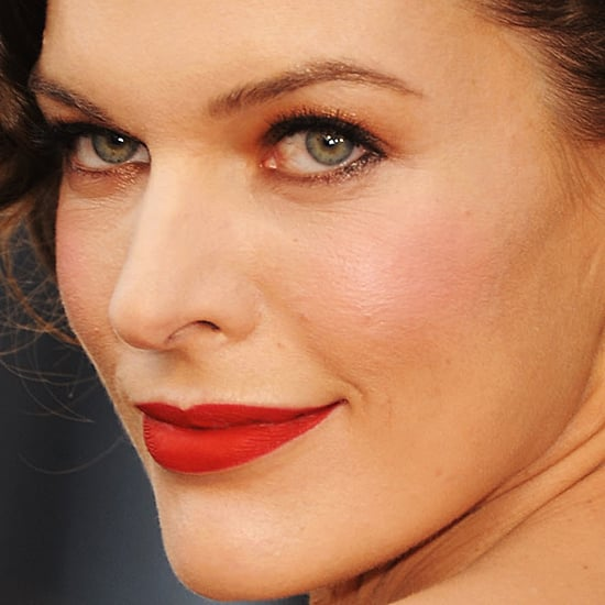 Milla Jovovich: Her Oscars Makeup