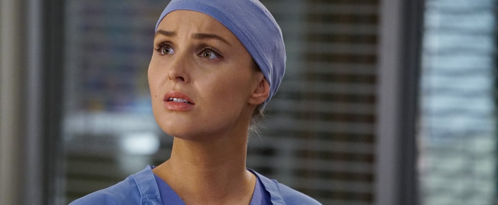Camilla Luddington Grey's Anatomy Season 15 Interview