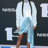 Yara Shahidi at the 2019 BET Awards