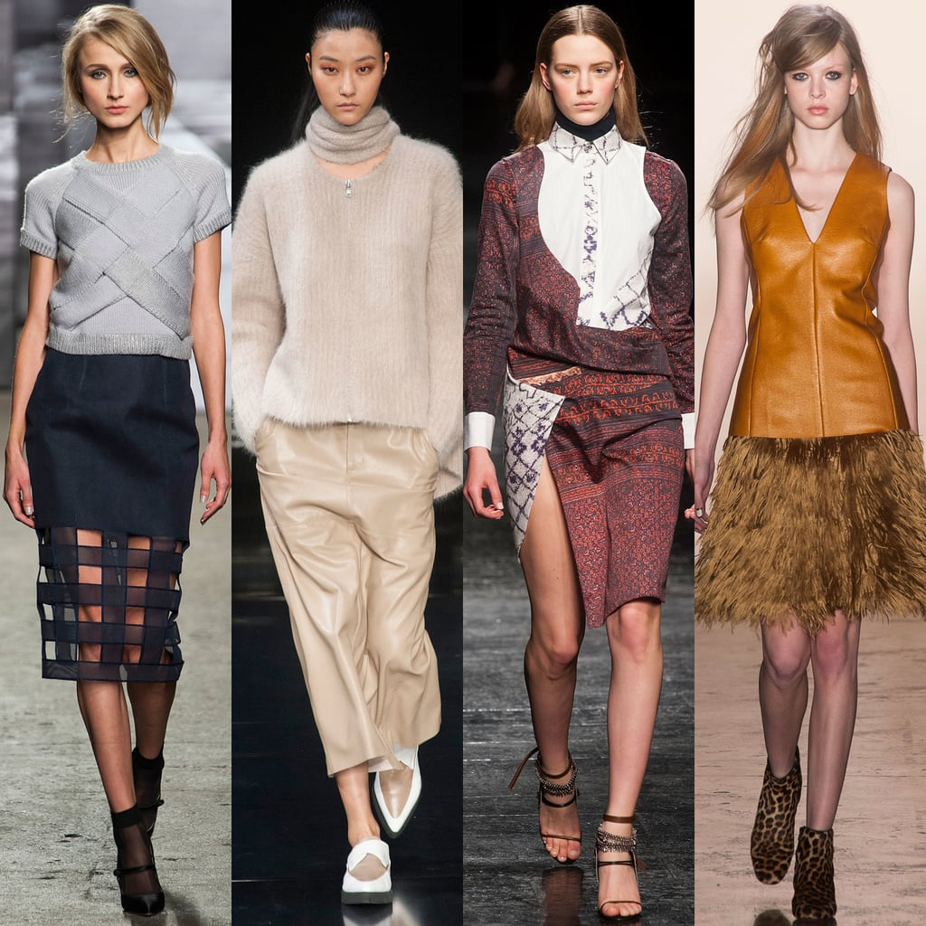 Fashion Trends Fall 2014 New York Fashion Week