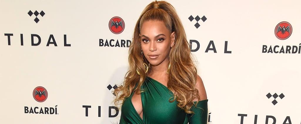 Beyonce at TIDAL Concert