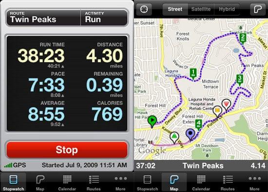 Healthy App: Runmeter