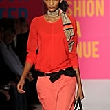 Spring 2011 New York Fashion Week: DKNY 2010-09-12 13:47:11