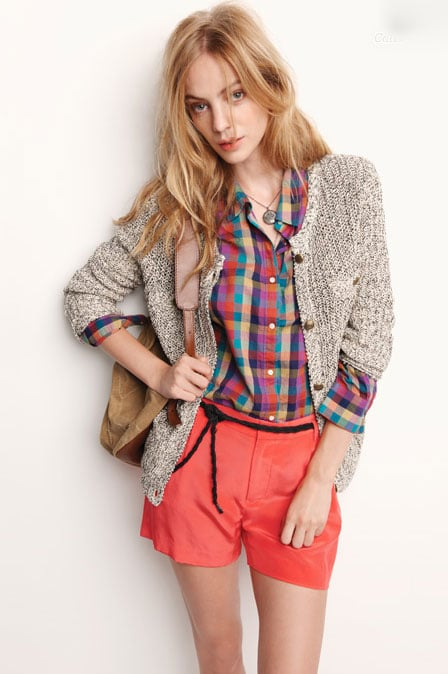 The Spring 2011 Madewell Lookbook Celebrates Crisp Shorts, Cropped Trousers, and Cool Jackets