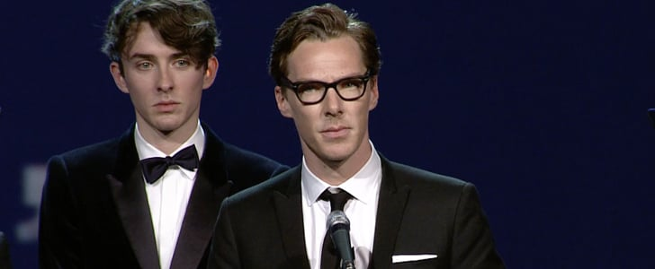 """Benedict Cumberbatch Gives a Passionate Speech on Playing a """"Gay Icon"""""""