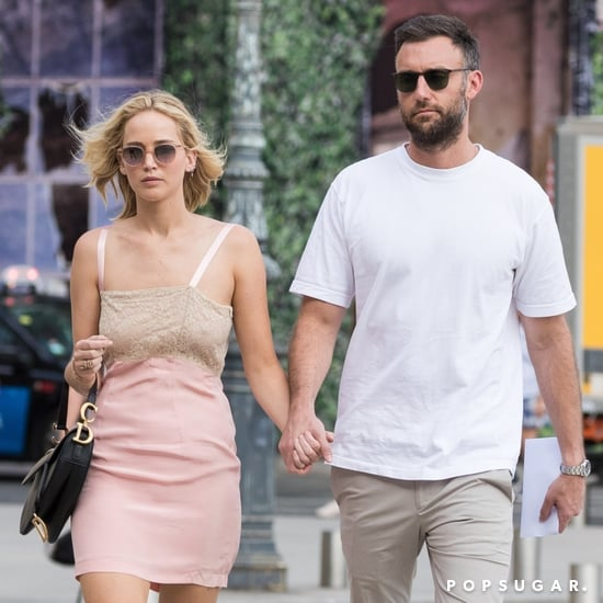 Jennifer Lawrence and Cooke Maroney Engaged