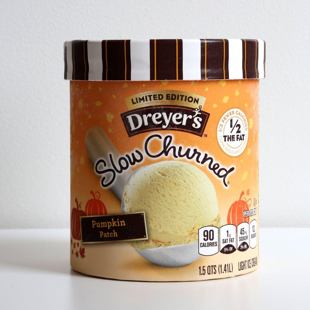 Dreyer's Slow Churned Pumpkin Patch ($6)