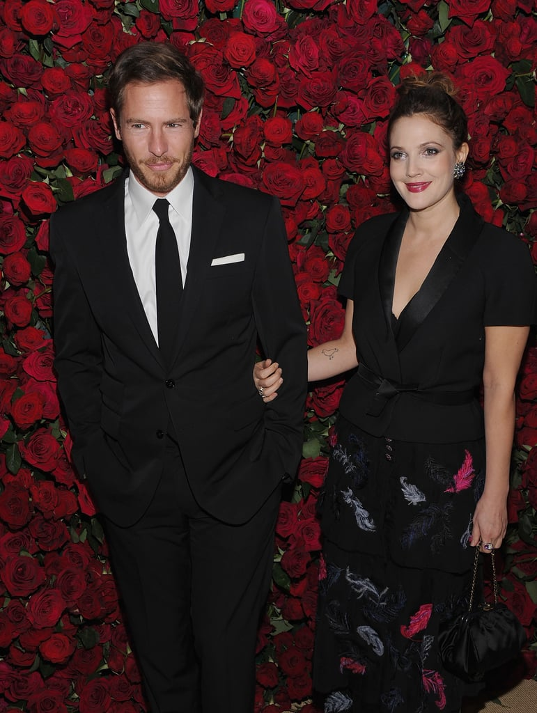 Drew Barrymore and Will Kopelman were arm-in-arm at the 2011 Film Benefit at NYC's MoMA.