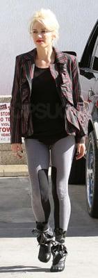 Celeb Style: Gwen Stefani