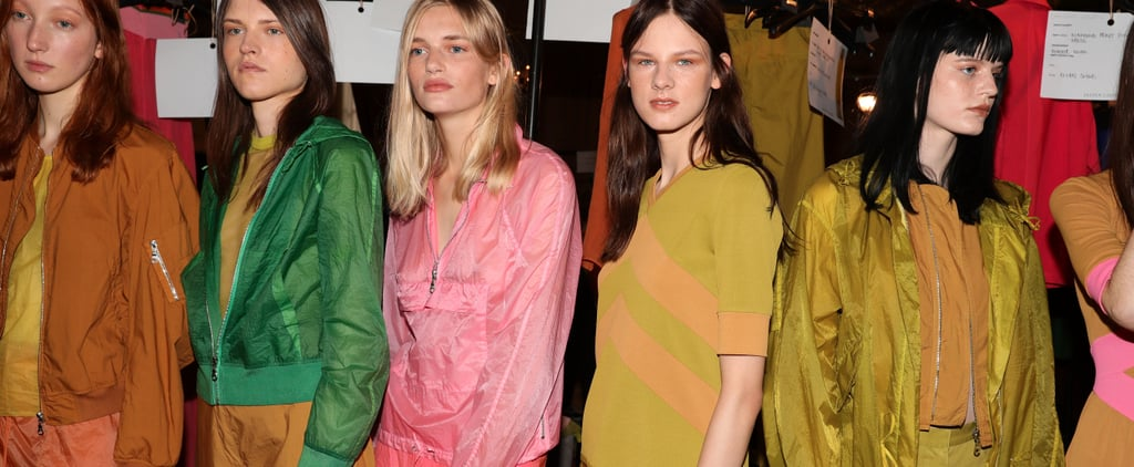 Spring 2018 Is All About Sheer, Sorbet-Coloured Sportswear, According to Jasper Conran