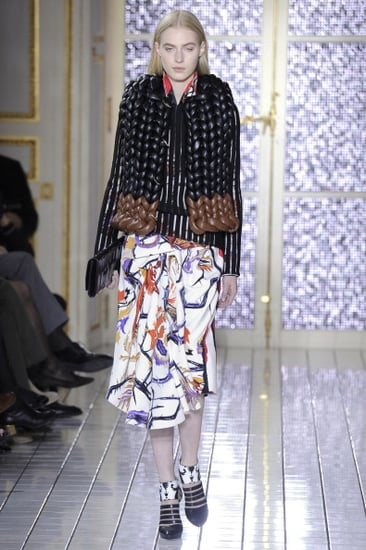 Fall 2011 Paris Fashion Week: Balenciaga 2011-03-03 12:21:22