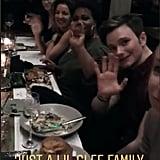Glee Cast Reunion Instagram Photos March 2018