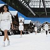 Penélope Cruz in Karl Lagerfeld's Final Chanel Show 2019