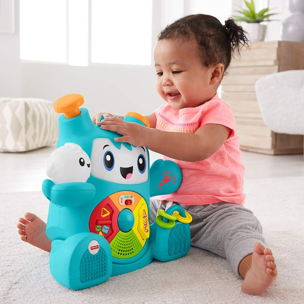 For 1-Year-Olds: Fisher-Price Dance & Groove Rockit