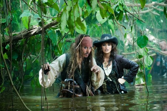 Pirates of the Caribbean on Stranger Tides Trailer Debut