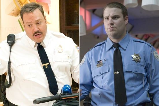 Paul Blart: Mall Cop vs. Observe and Report