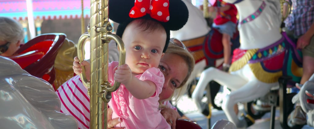 What It's Really Like Going to Disney World With an Infant