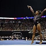 How Is Women's Floor Exercise Scored in Gymnastics?