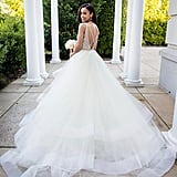 The Back Was Especially Stunning