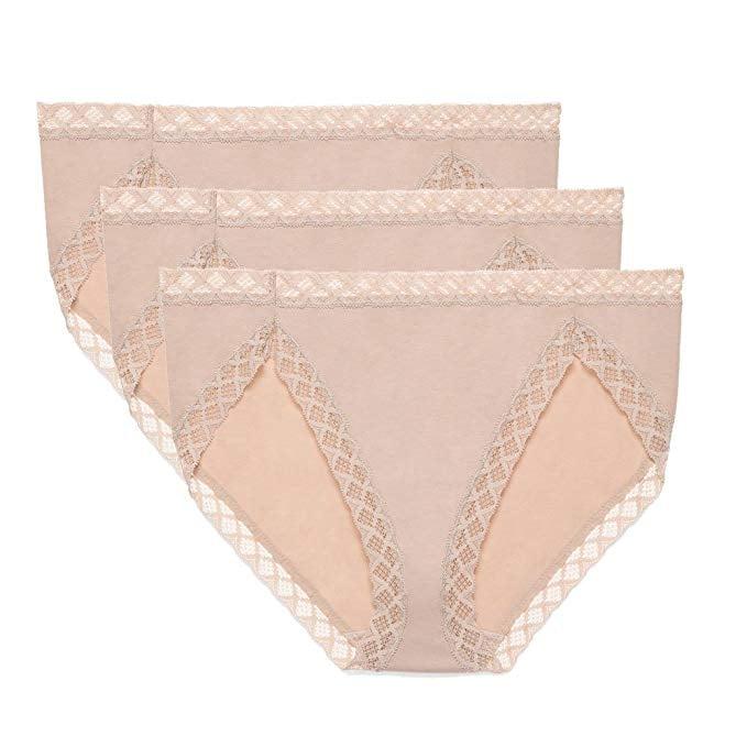 Natori Bliss Cotton French Cut Panties