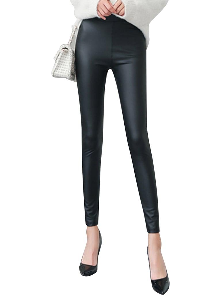 Lelinta Faux Leather Leggings