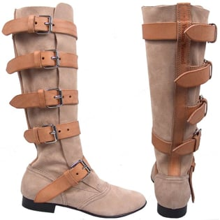 Vivienne Westwood Buckle Pirate Boots