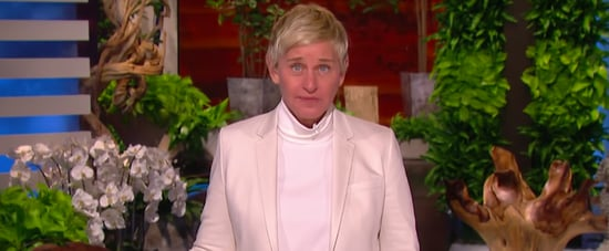 ​Ellen DeGeneres Addresses Show's Controversy in Monologue