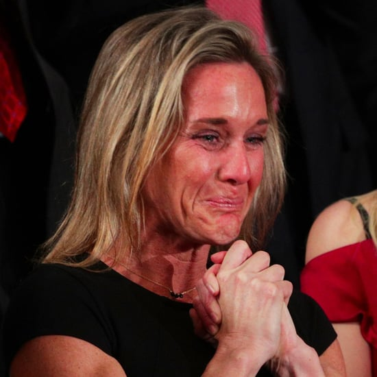 Who Is Carryn Owens, the Crying Widow at Trump's Address?