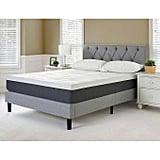 Platform Bed With Queen Mattress