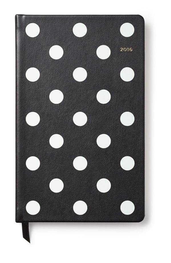 Kate Spade 12-Month 2016 Planner ($40)