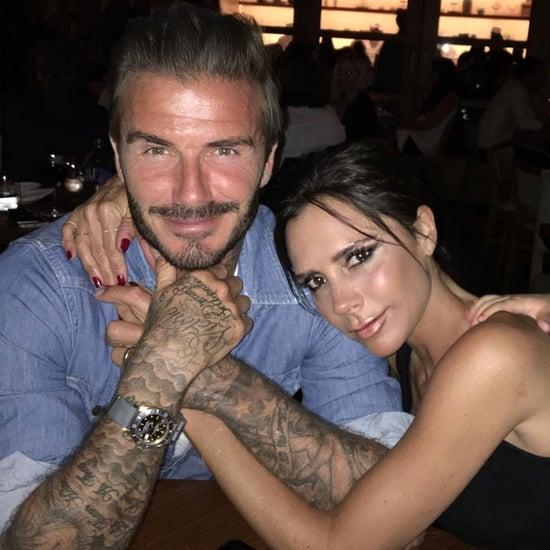 David Beckham Just Hinted At Something MAJOR