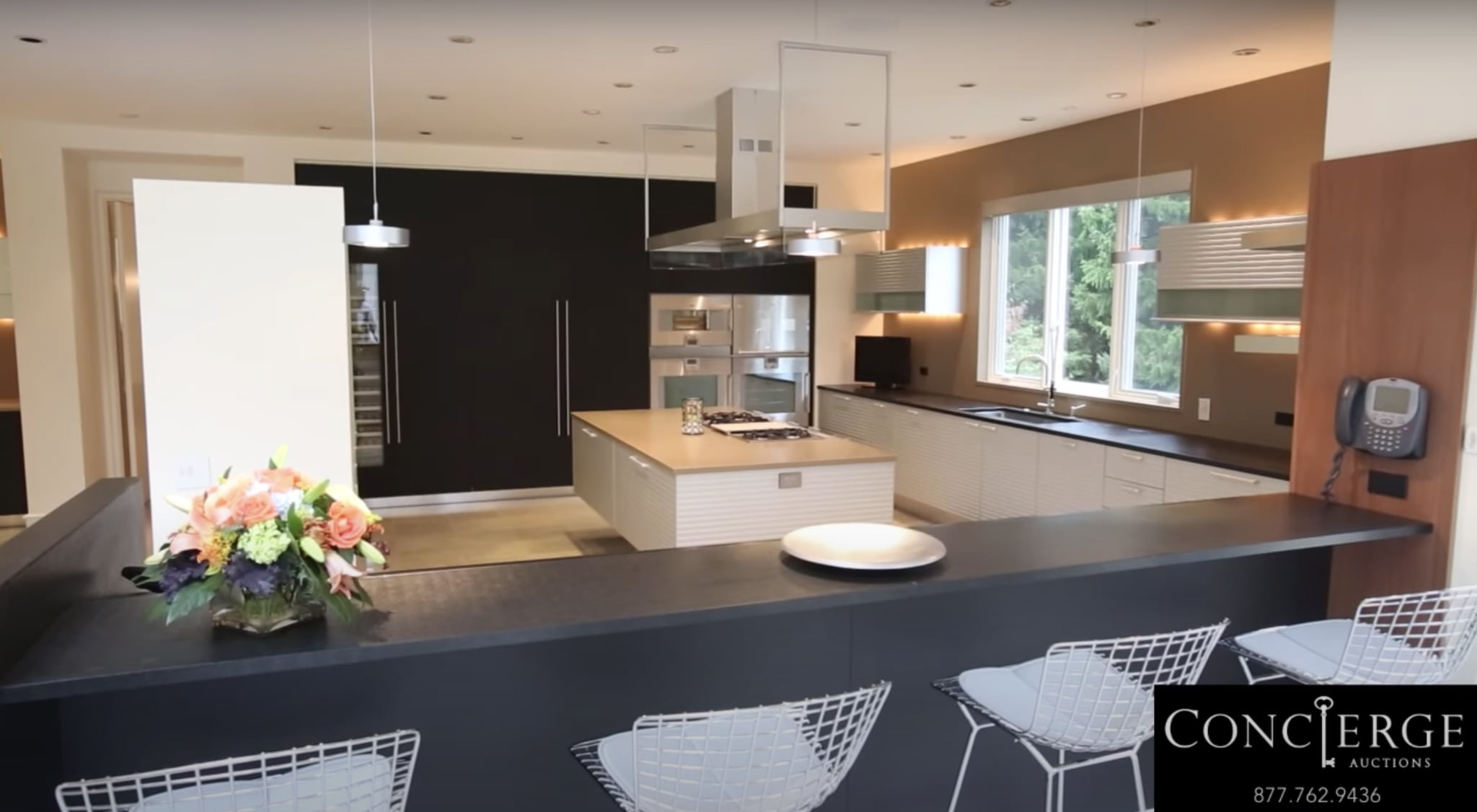 Renovated Kitchen Take A Look Inside Michael Jordan S Illinois Mansion From His Chicago Bulls Glory Days Popsugar Home Photo 7