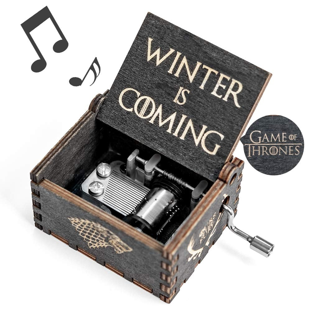 Winter Is Coming Music Box