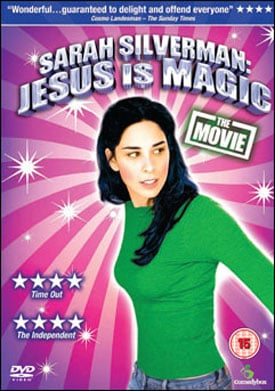 Review of Sarah Silverman Jesus Is Magic DVD