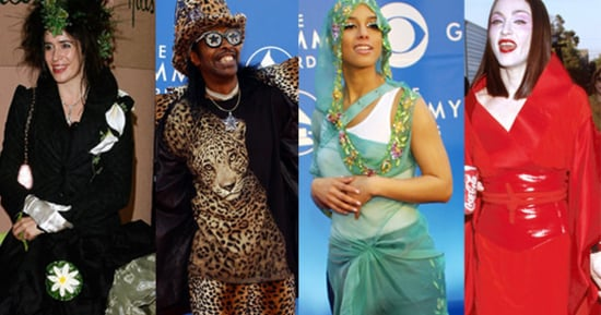 The 30 Most Outrageous Grammy Looks Of All Time
