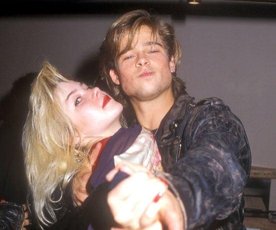 Happy 46th Birthday, Brad Pitt!