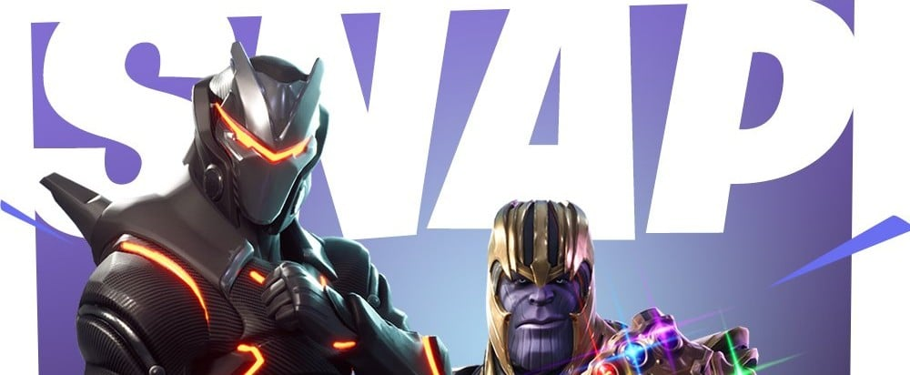 Fortnite Infinity War Crossover Thanos Details