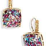 Kate Spade New York Small Square Lever-Back Earrings