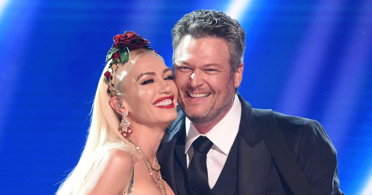 OK, Blake Shelton Gushing Over Gwen Stefani on The Voice Is Just So Darn Cute.jpg