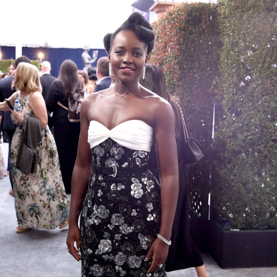Lupita Nyong'o's Louis Vuitton Gown at SAG Awards 2020