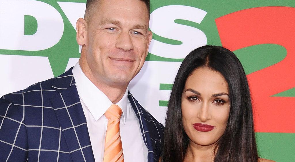 Nikki Bella And John Cena Wedding.Nikki Bella And John Cena Cancel Wedding Again July 2018 Popsugar