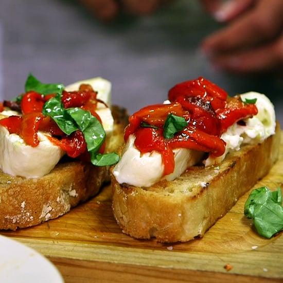 Burrata Recipe | Video
